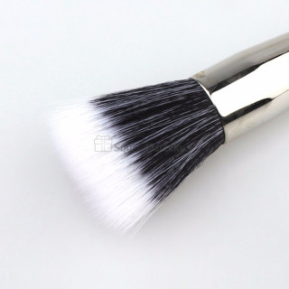 Kozmetický štetec na make-up a púder Fiber Brush