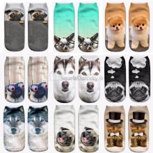 Sexy dámske ponožky psíkovia (rôzne druhy)