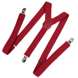 Univerzálne traky červené