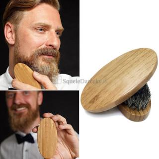Kefa na bradu a fúzy