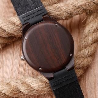 Náramkové hodinky Wooden Genuine Milton