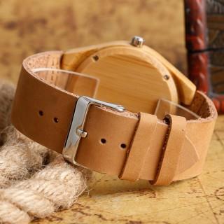 Náramkové hodinky Wooden Genuine Earl