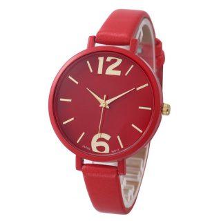 Náramkové hodinky Geneva Merveilleux Red