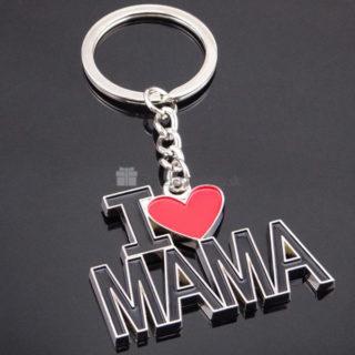 Kľúčenka I love Mama
