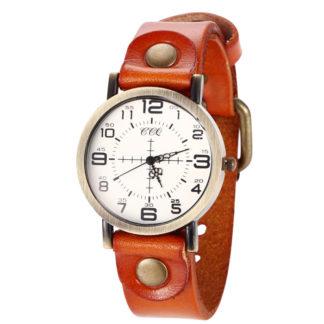 Náramkové hodinky Vintage Florence Orange