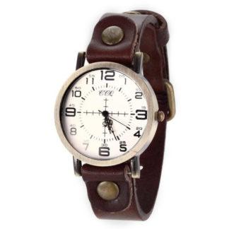 Náramkové hodinky Vintage Florence Brown