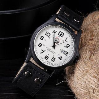 Náramkové hodinky Military Sport Black 2