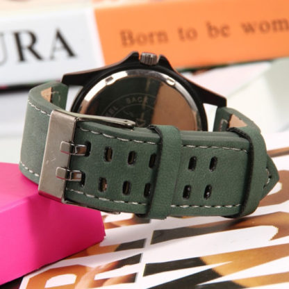 Náramkové hodinky Military Sport Green