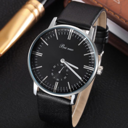 Náramkové hodinky Bei Nuo Montreal Black