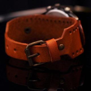 Náramkové hodinky Vintage Mauricette White 2