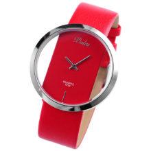 Náramkové hodinky Quartz Dalas Red