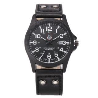 Náramkové hodinky Military Sport Dark