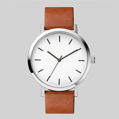 Náramkové hodinky Hores Movement Brown