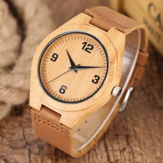 Náramkové hodinky Wooden Genuine Ollie